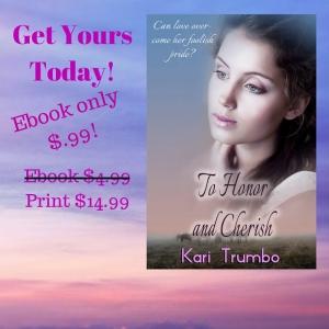 Kari Trumbo~To Honor and Cherish