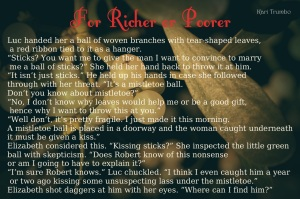 For Richer or Poorer - Kari Trumbo