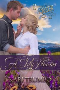 A Lily Blooms Kari Trumbo