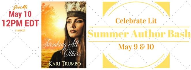 Celebrate Lit Kari Trumbo
