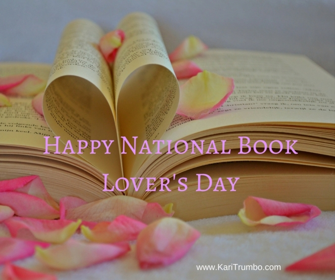 Happy National Book Lover's Day